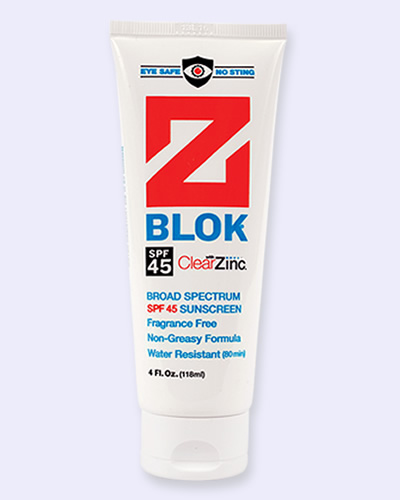 Z Blok Sunscreen 4oz Tube