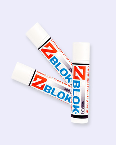Z Blok Lip Balm Value Pack of 3