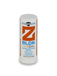 Z Blok Sunscreen with Zinc Oxide